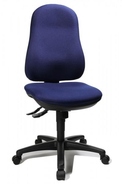 Drehstuhl Support SY - blau - Topstar