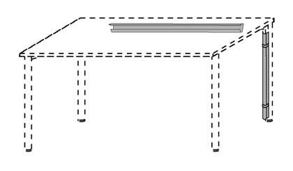 Elektrifizierungs-Set 160 cm