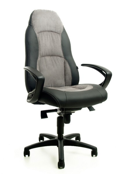 Chefsessel Topstar Speed Chair in grau,