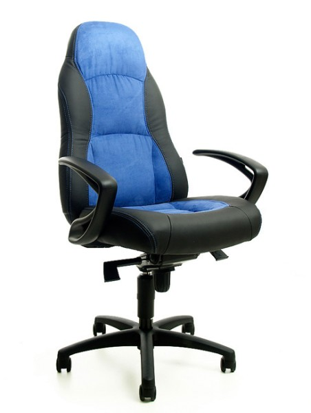Chefsessel Topstar Speed Chair in blau