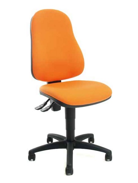 Bürostuhl Point 60 - orange - Topstar