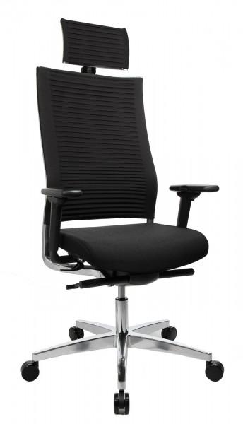 Drehstuhl T410 X - schwarz - Topstar