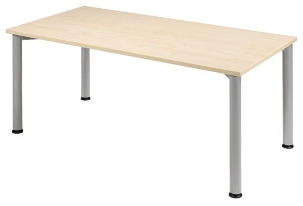 Schreibtisch gerade 160 cm, stufenlos höhenverstellbar