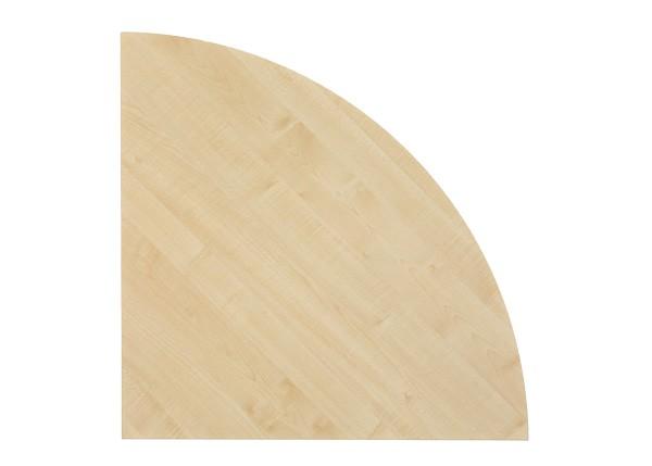 Verkettungsplatte Eckwinkel Viertelskreis 80 cm