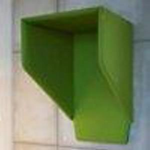 BuzziHood Akustikzelle, Telefonzelle - grün - BuzziSpace